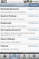 Screenshot of Film al Cinema by Sw