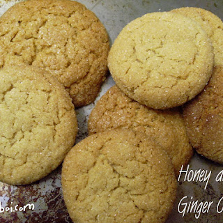 Ginger Cookie Honey Recipes