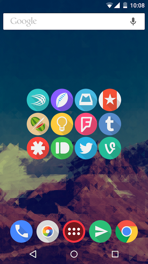 Click UI - Icon Pack Screenshot 2