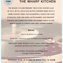 The Wharf Kitchen's Feb Dinner Dance
