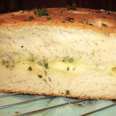Focaccia Farcita (Filled Italian Hearth Bread)