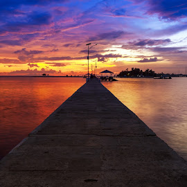 They call this Love Bridge by Aditya Permana - Landscapes Sunsets & Sunrises (  )