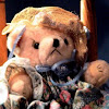 Vintage Antique Teddy Bear