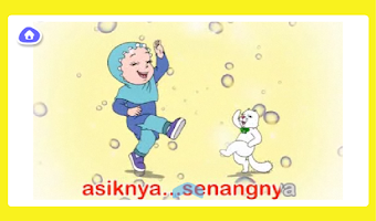 Screenshot of Bernyanyi Hijaiyah 2