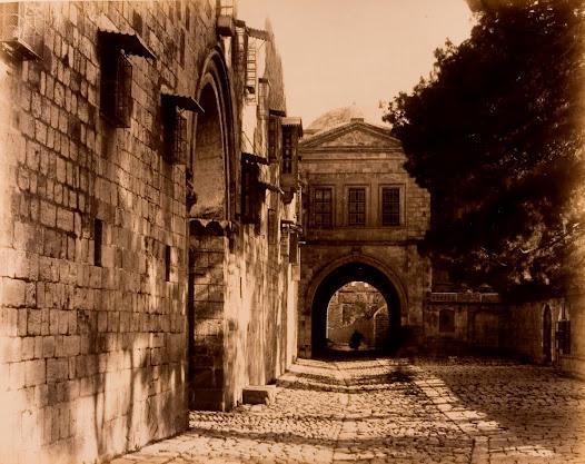 The Armenian Patriarchate of Jerusalem