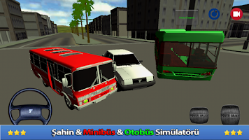 Screenshot of Car Van Bus Simulator 3D