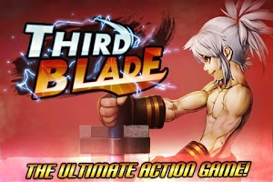 Screenshot of Third Blade
