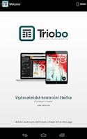Screenshot of Triobo Reader