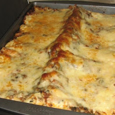 Turkey Spinach Lasagna
