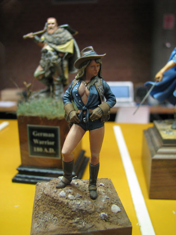 World Expo Gerone 2008 - Figurine de femme