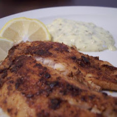 Tilapia (Family Favorite)