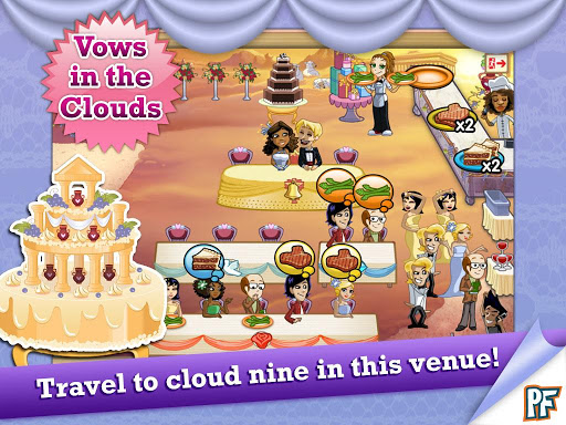 Wedding Dash - screenshot