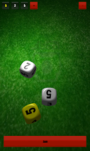 Dices 3D - screenshot
