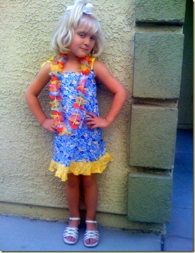 lisa new dress