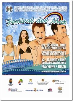 Cartel Festival del Mar Ibiza y Mallorca 08