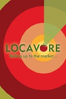 Screenshot of Locavore