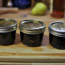 Bartlett Pear Chutney with Dried Cherries and Ginger