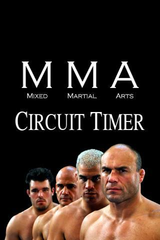 MMA Circuit Timer Pro