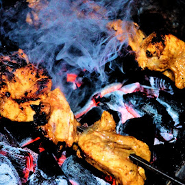 BAR-B-Q by Nilanjan Ghosh - Food & Drink Meats & Cheeses