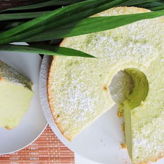 Pandan Cake Coconut Recipes