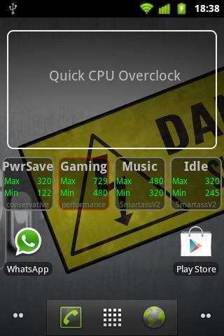 Quick CPU Overclock PRO