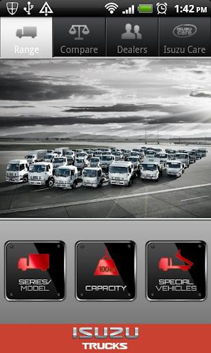 Isuzu Trucks Australia.