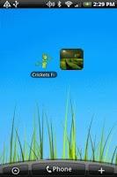 Screenshot of Crickets