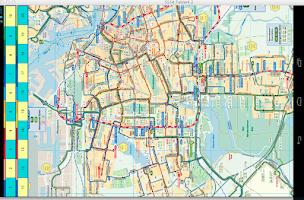Screenshot of Amsterdam Maps