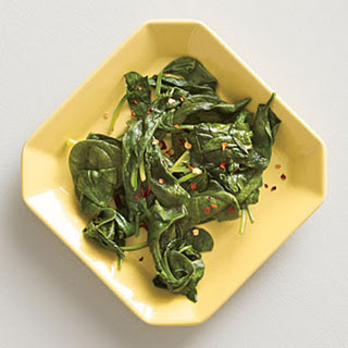 Steamed Baby Spinach Microwave Recipes
