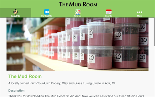 The Mud Room - screenshot