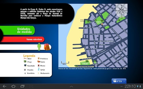 FTD Geografia 6º - screenshot