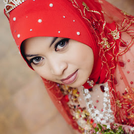 by Muhammad Nal Rashid - Wedding Bride ( wedding.bride.portraits.women.people )