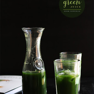 THINK GREEN JUICE