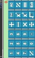 Screenshot of Simple Talking Calculator
