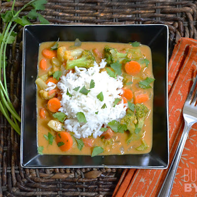 Coconut Vegetable Curry