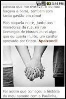 Screenshot of Não Morda a Maçã - Blog
