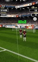 Screenshot of Flick Shoot (Soccer Football)