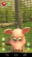 Screenshot of Talking Pong Pig