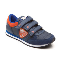 Replay Aldgate Trainer BOY VELCRO