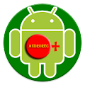 App Androrec+ apk for kindle fire