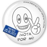 Vota por mí en los 20Blogs