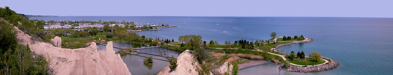 panoramic Bluff Park, 2007
