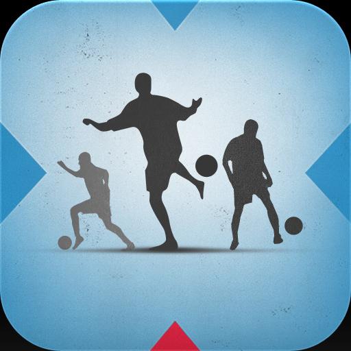 SoccerTrix DK LOGO-APP點子