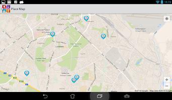 Screenshot of Menu