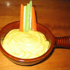 Curry Dip for Raw Veggies