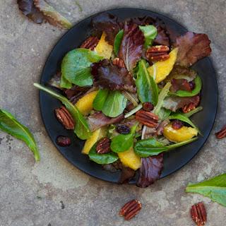 Healthy Cranberry Holiday Salad Recipes
