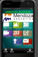 Screenshot of Mendoza Bodegas