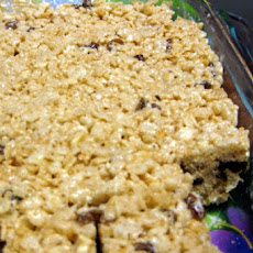 Indian Spiced Rice Krispie Treats