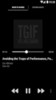 Screenshot of TGIF Os Hillman