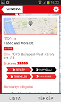 Screenshot of TrafikRadar.hu